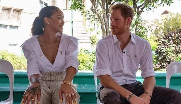 Enrique de Inglaterra se encuentra dos veces con Rihanna en Barbados