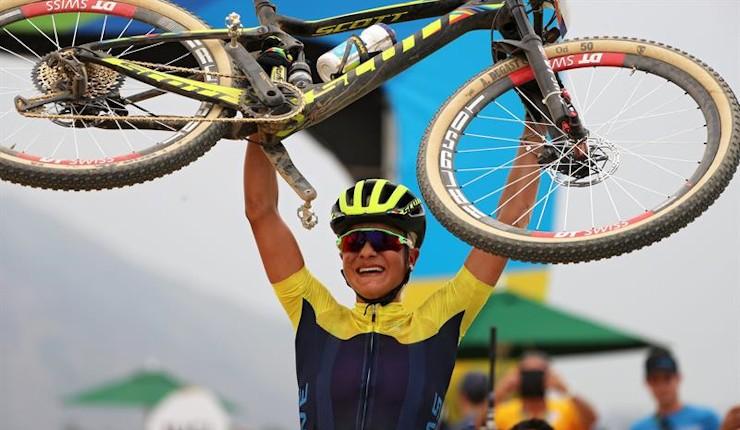 La sueca Jenny Rissveds se hace con el oro en sus primeros Juegos