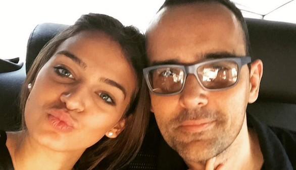 Risto Mejide confirma su relación con una joven de 19 años