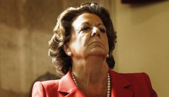 El Supremo cita a Rita Barberá como imputada