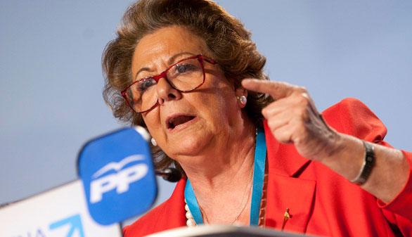 Rajoy aplaude a Barberá por atreverse a declarar
