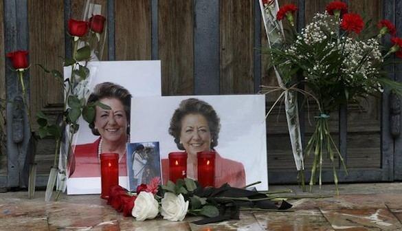 Valencia homenajea a su eterna alcaldesa