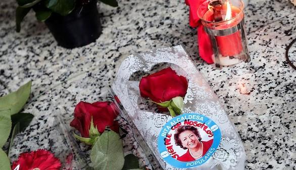 La familia de Rita Barberá pide que en el funeral no haya