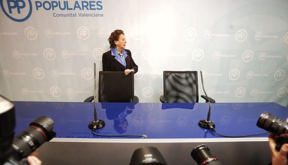 El juez suma un delito electoral al caso de blanqueo del PP de Valencia