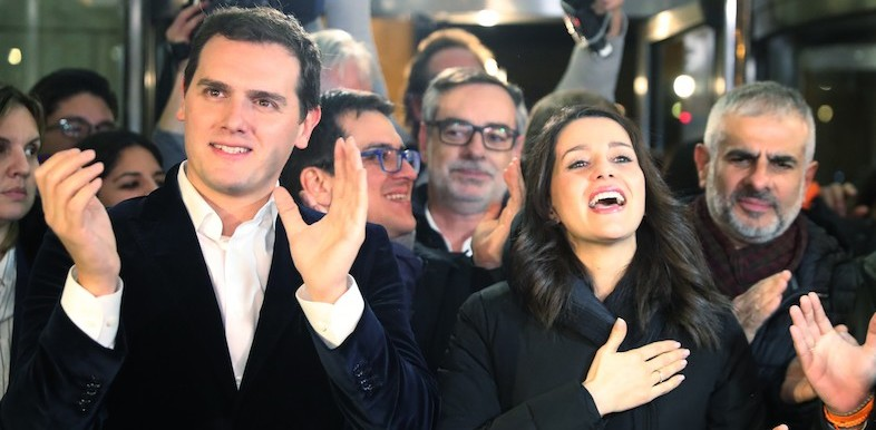La histórica victoria de Ciudadanos no evita la mayoría separatista