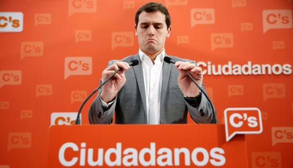 C's advierte al PSOE que si no se abstiene no se investigará nada