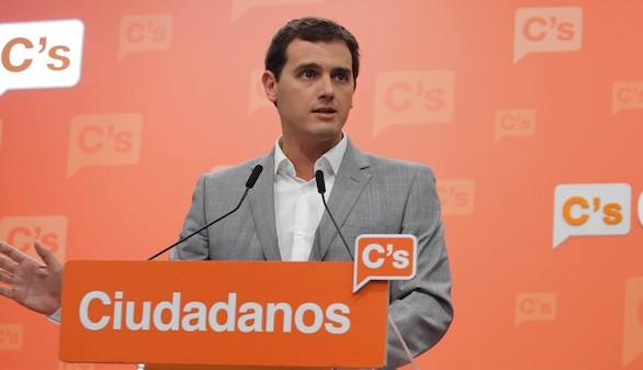 Rivera: 'Ciudadanos hablará de propuestas y no de sillones'