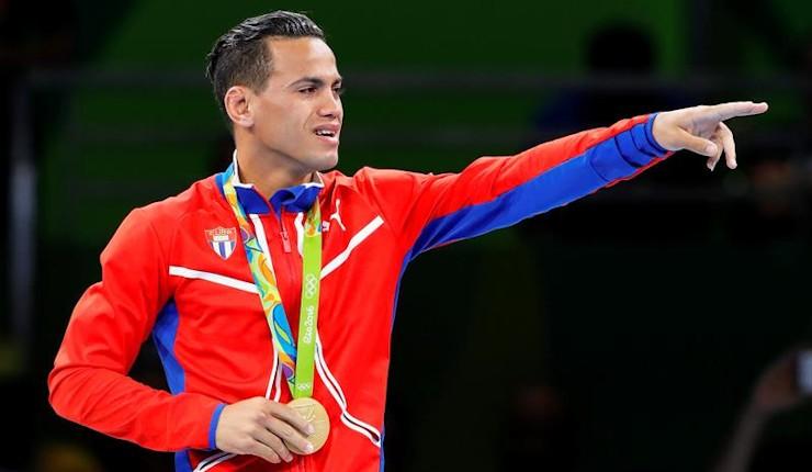 El cubano Robeisy Ramírez gana el título olímpico de peso gallo