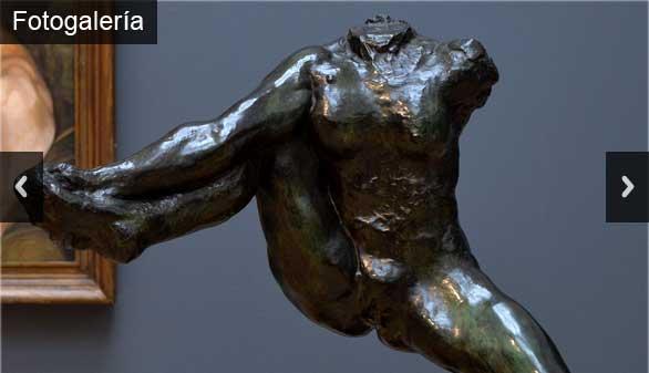 Una escultura de Rodin de récord que un día perteneció a Stallone