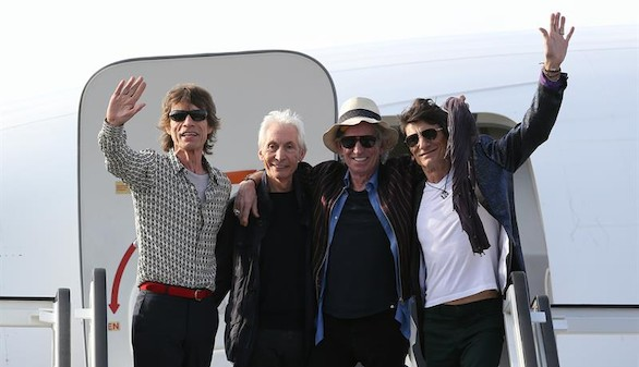 Tras la visita de Obama, Cuba recibe por primera vez a los Rolling Stones