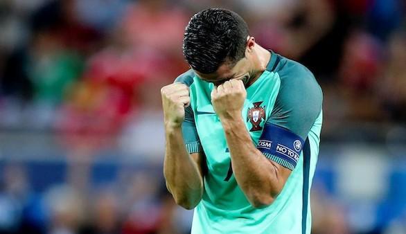 Ronaldo: 'Siempre soñé con conquistar un trofeo con Portugal'