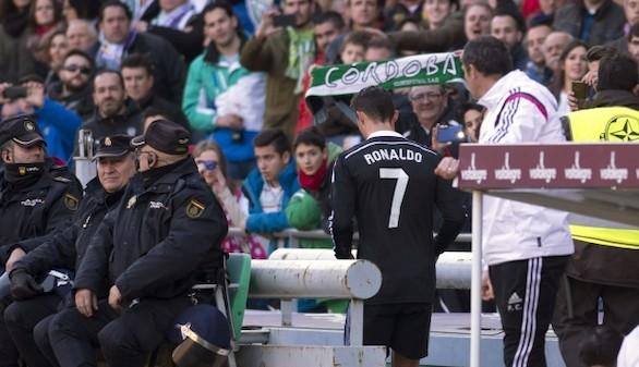 Cristiano, molesto con la prensa, no hablará hasta final de temporada