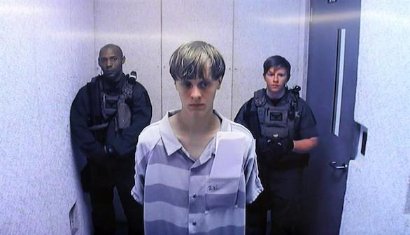 El asesino de afroamericanos en Charleston será ejecutado