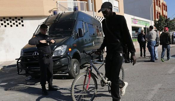 Tres detenidos por el homicidio de Roquetas de Mar