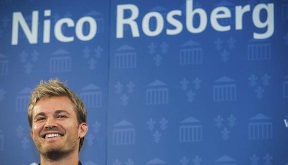 Rosberg, tras ganar el Mundial, se retira