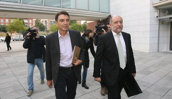 La caja fuerte atribuida al alto cargo de Mas contiene 80.000 euros