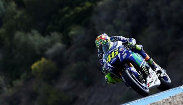 El italiano Valentino Rossi consiguió su mejor clasificación del año