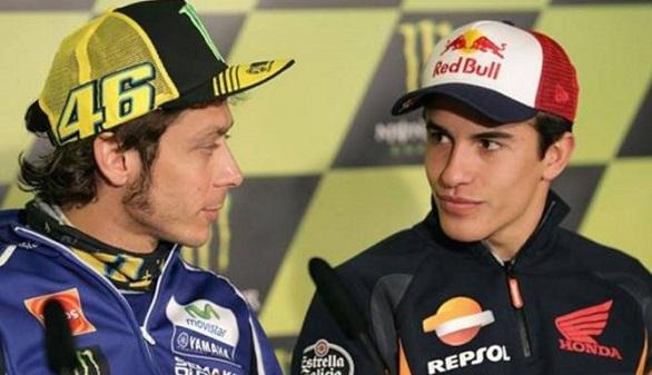 Valentino Rossi no perdona: vuelve a atacar con furia a Marc Márquez