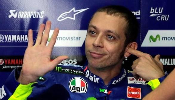 MotoGP. La depresión de Valentino Rossi contada por Valentino Rossi
