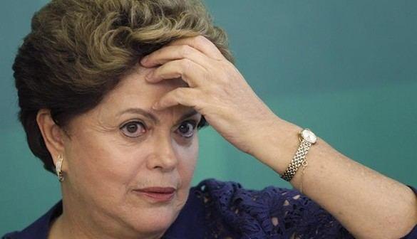 Rousseff, ante el Senado brasileño: