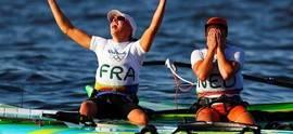 La francesa Picon sucede como campeona a la española Alabau, que es quinta