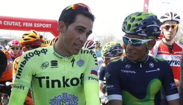 RTVE retransmitirá La Vuelta hasta 2020