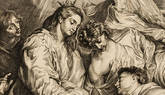 La huella de Rubens y Van Dyck en el grabado flamenco