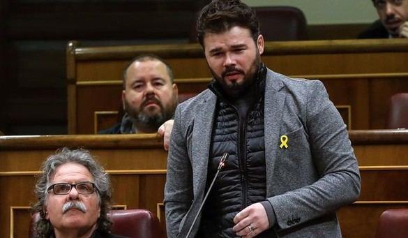 Rajoy, a ERC: