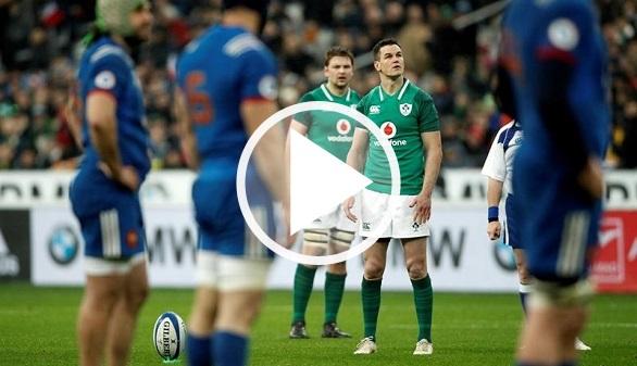 Seis Naciones. Gales e Irlanda golpean primero y Francia se desinfla