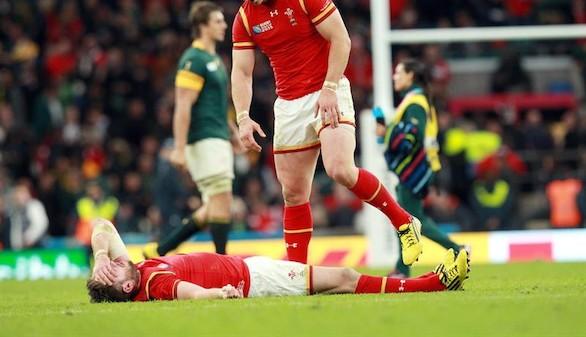 Mundial de rugby. Sudáfrica remonta ante Gales y es el primer semifinalista
