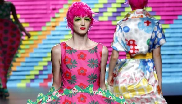 Propuestas sin fecha de caducidad en la pasarela Madrid Fashionweek