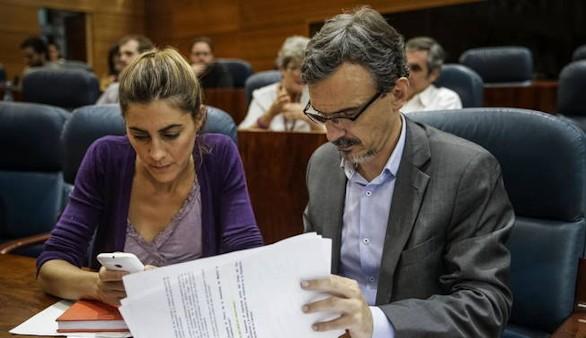 Una abogada anticapitalista será la portavoz de Podemos en la Asamblea de Madrid