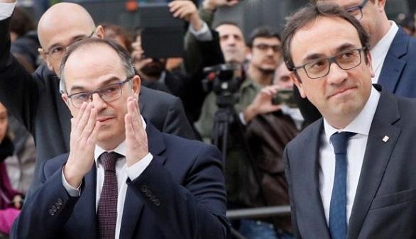 Turull, Rull y Sánchez pretenden apelar al caso de La Manada para salir