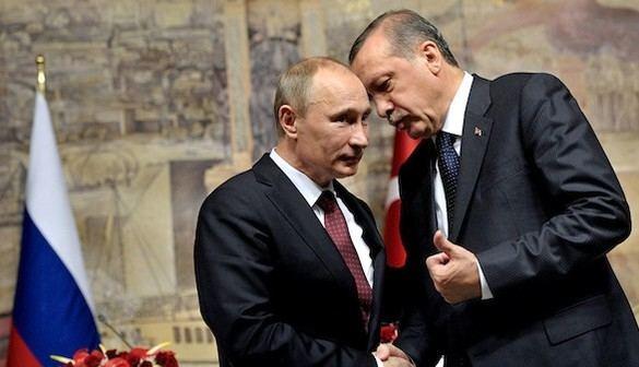 Un caza ruso mata a tres soldados turcos en Siria