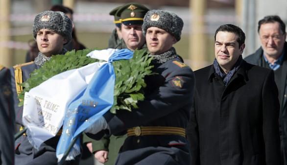 El acercamiento de Rusia a Grecia inquieta en la UE
