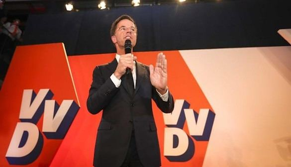 Mark Rutte: 'Holanda ha vencido al populismo'