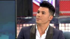 Kiko Jiménez pide perdón públicamente a Ortega Cano en 'Sábado Deluxe'.