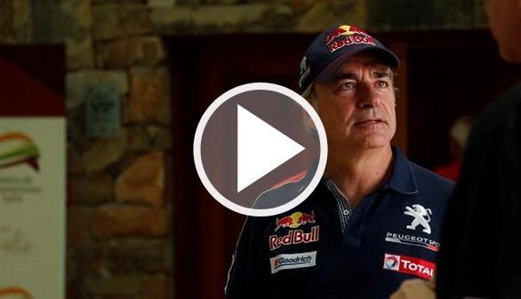 Dakar 2018. Sainz, líder, es sancionado con 10 minutos de retraso
