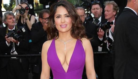 Salma Hayek, muy enfadada con la falta de actores latinos en los Óscar