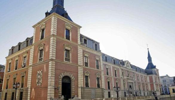 El Prado convoca un concurso para rehabilitar el Salón de Reinos