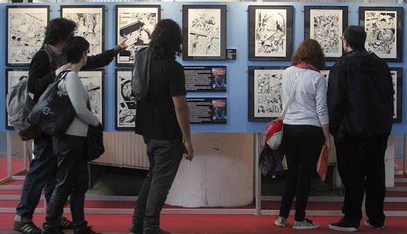 El Salón del Cómic de Barcelona bate su récord con 113.000 visitantes