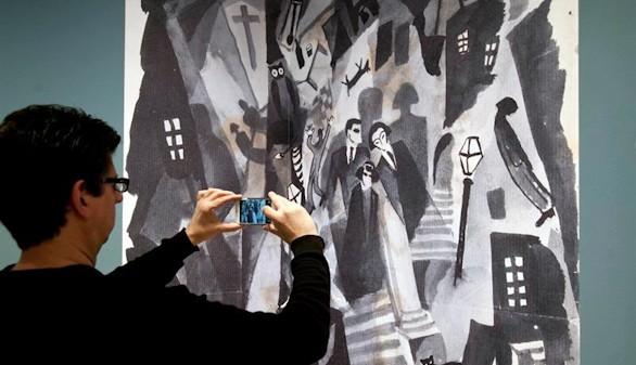 El Teatro-Museo Dalí 'destapa' al estudiante y dandi en Madrid