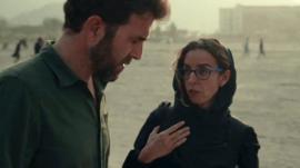 Gonzo entrevista a Mònica Bernabé, corresponsal en Afganistán, en 'Salvados'.