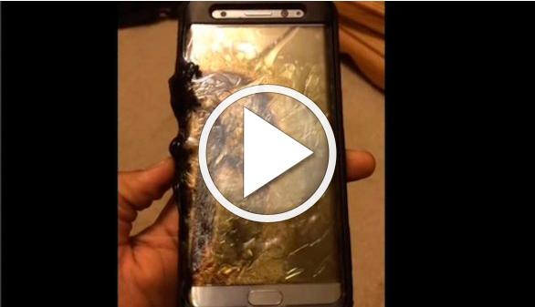 Samsung detiene la producción del Galaxy Note 7 tras varios casos de incendio