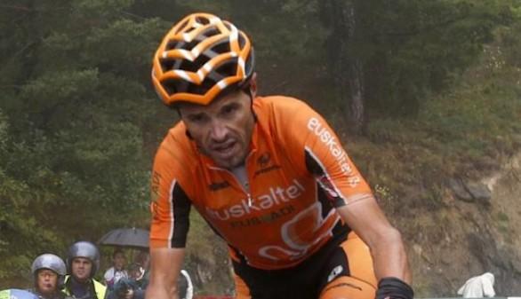 Samuel Sánchez da positivo y no correrá la Vuelta