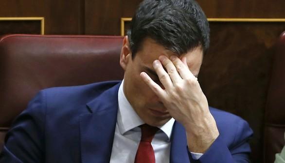 Pedro Sánchez tritura al PSOE a pocos meses de las generales
