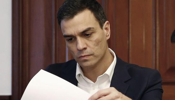 Los barones se rebelan contra Sánchez por ceder ante los independentistas
