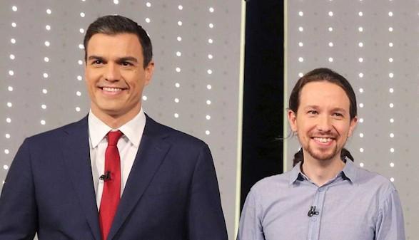 Pedro Sánchez se muestra dispuesto a pactar con Podemos