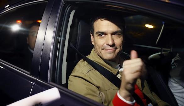 Sánchez puede gobernar pese a obtener el peor resultado de la historia del PSOE