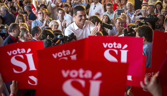 Sánchez se niega a aclarar cuál será su política de pactos